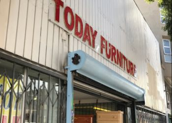 San Francisco furniture store Today's Furniture
