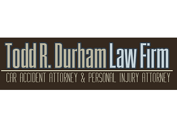 Lewisville personal injury lawyer Todd Durham Law Firm