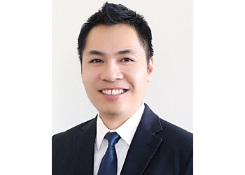 Dallas real estate agent Todd Luong