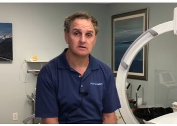 Charleston pain management doctor Todd P. Joye, MD