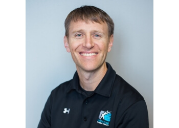 Des Moines physical therapist Todd Schemper, PT, DPT, OCS - KINETIC EDGE PHYSICAL THERAPY