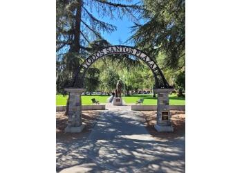 Concord public park Todos Santos Plaza