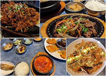 Anchorage barbecue restaurant Tofu House Restaurant