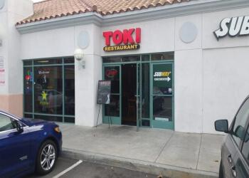 Ventura japanese restaurant Toki Restaurant