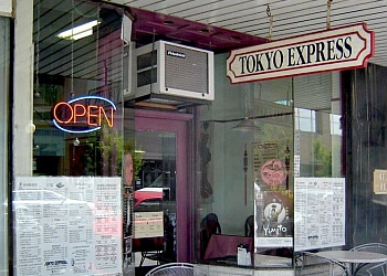Modesto japanese restaurant Tokyo Express