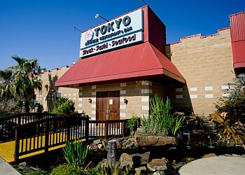 Shreveport japanese restaurant Tokyo Japanese Steakhouse & Sushi Bar