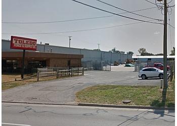 Toledo fencing contractor Toledo Fence & Supply Company