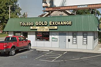 Toledo pawn shop Toledo Gold Exchange