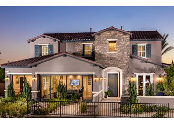 Henderson home builder Toll Brothers at Inspirada