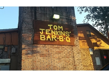 Fort Lauderdale barbecue restaurant Tom Jenkins Bar-B-Q