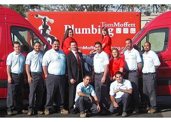 Anaheim plumber Tom Moffett Plumbing, Inc.