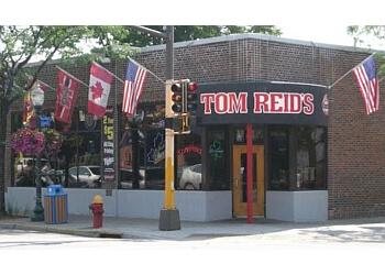 St Paul sports bar Tom Reid's Hockey City Pub