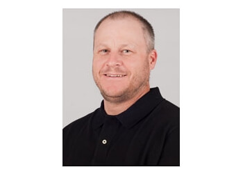 Amarillo physical therapist Tom Weaber, B.S, MPT