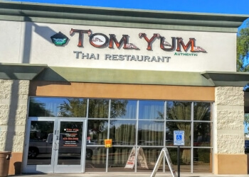 Surprise thai restaurant Tom Yum Thai Restaurant