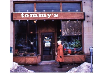 Cleveland vegetarian restaurant Tommy's Restaurant