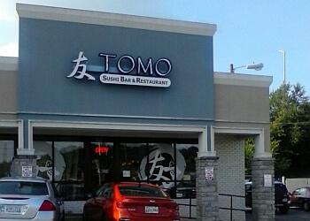 Knoxville sushi Tomo Sushi Bar