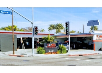 Long Beach car repair shop Tom's Automotive Service Center