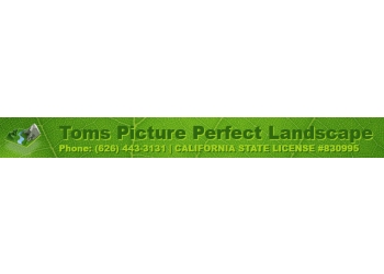 El Monte landscaping company Toms Picture Perfect Landscape