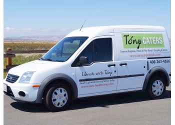 San Jose caterer Tony Caters