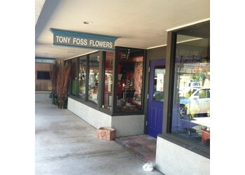Oklahoma City florist TONY FOSS FLOWERS