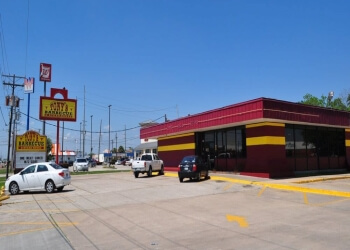 Beaumont barbecue restaurant Tony's Barbecue & Steakhouse