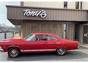 Louisville car repair shop Tony's Brake & Alignment