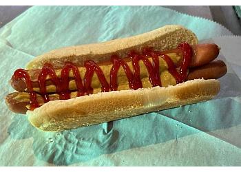 Newark food truck Tony's Hot Dogs