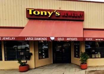 Salinas jewelry Tony's Jewelry