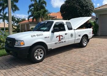 Cape Coral pest control company Tony's Pest Control, Inc.