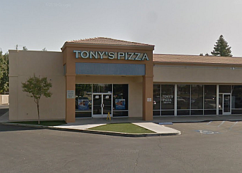 Bakersfield pizza place Tony's Pizza