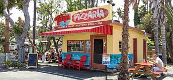 Ventura pizza place Tony's Pizzaria