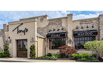 Cincinnati steak house Tony's of Cincinnati