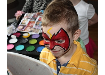 Rochester face painting Tonz of Fun Entertainment