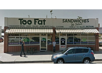 Too Fat Sandwiches