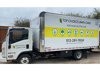 Austin lawn care service Top Choice Lawn Care