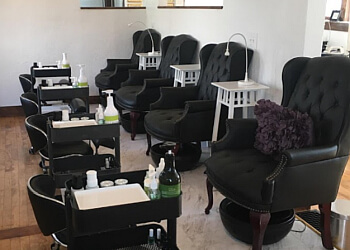 Salt Lake City nail salon Top Coat Nail Bar
