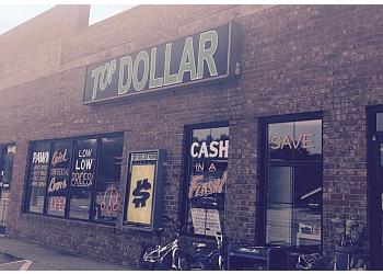 Clarksville pawn shop Top Dollar Pawn
