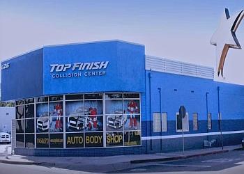 Santa Ana auto body shop Top Finish Collision Center