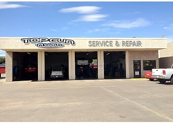 Amarillo car repair shop Top Gun Auto Service & Repair