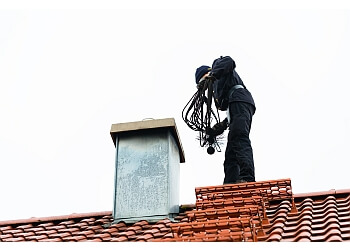 Arlington chimney sweep Top Hat Chimney Sweeps