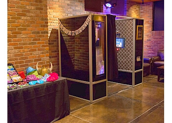 Winston Salem photo booth company Top Hat Photo Booths