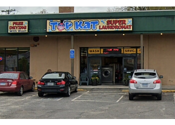 Waterbury dry cleaner TopKat Super Laundromat