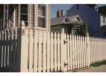 Chicago fencing contractor Top Line Fence, Inc.