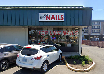 Salem nail salon TopLine Nails