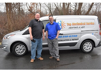 Springfield hvac service Top Mechanical Service