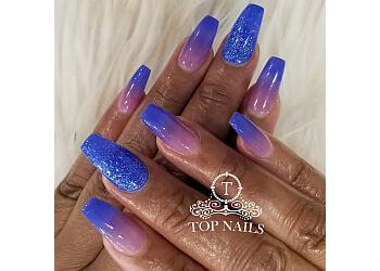 Clarksville nail salon Top Nails