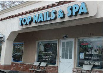 Thousand Oaks nail salon Top Nails & Spa