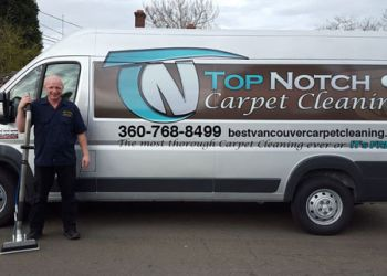 Vancouver carpet cleaner Top Notch Carpet Cleaning