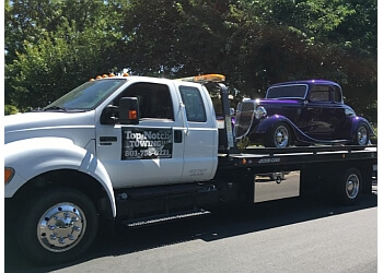 Salt Lake City towing company Top Notch Towing LLC