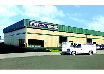 Modesto auto body shop Top One Collision Center